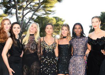 Katy Perry y Orlando Bloom, pareja de oro en la gala amfAR