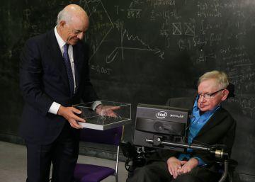 El primer premio para Hawking por su aportación al estudio de las galaxias