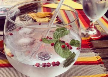 Quiero un 'gin tonic', no una ensalada