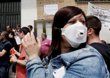 Seseña se manifiesta contra los humos