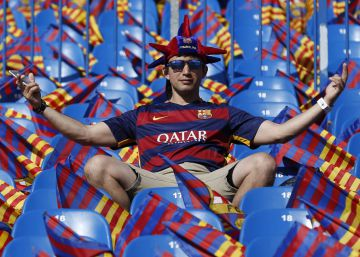 Barcelona-Sevilla: La final de la Copa del Rey, en imágenes