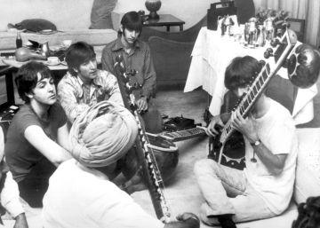 Reabre el 'ashram' de los Beatles