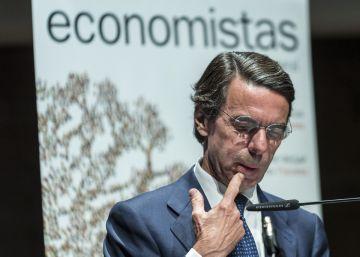 ¿Austero Aznar?