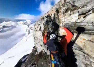 Conquistar el Everest sin poner un pie en la montaña