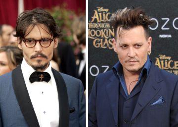 Así envejecen los actores de Hollywood
