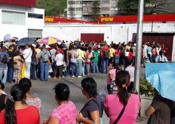 Silencio venezolano