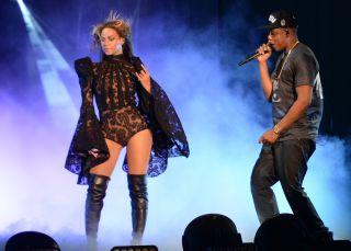 ¿Están Beyoncé y Jay-Z grabando un disco juntos?