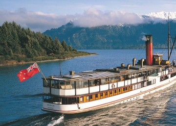 Alucinantes rutas en barco