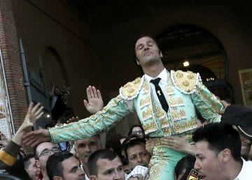 David Mora triunfa en Las Ventas