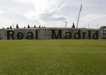 La Ciudad Deportiva del Madrid al descubierto