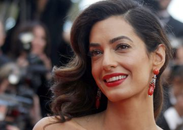 Amal Clooney vence a Cherie Blair