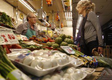 El Madrid de los Mercados