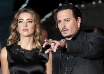 Johnny Depp y Amber Heard se divorcian