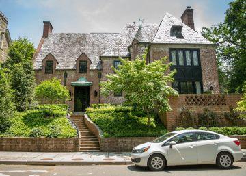 La mansión elegida por el matrimonio Obama.