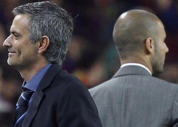 Mourinho contra Guardiola, un malentendido