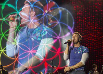 Coldplay en Barcelona, las mejores imágenes del concierto
