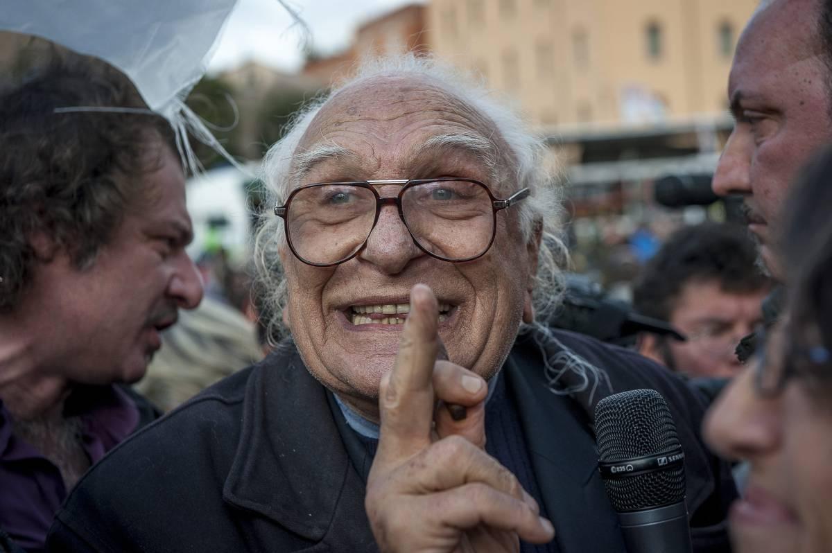 Marco Pannella, líder del Partido Radical.