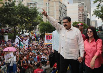 """""""España necesita un Maduro, carajo, porque Maduro es majo"""""""