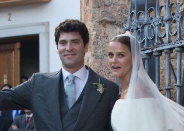 La hija del duque de Wellington se casa en Granada con Alejandro Santo Domingo