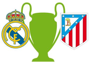Real Madrid, campeón de Europa frente al Atlético