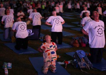 Este verano practica meditación con tu hijo, le irá mejor en el cole