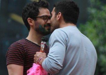 El 'lado gay' de Miguel Ángel Silvestre