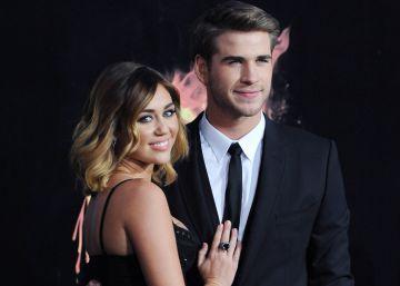 Liam Hemsworth confirma su relación con Miley Cyrus