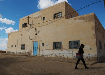 La 'comuna' del oasis de Jemna