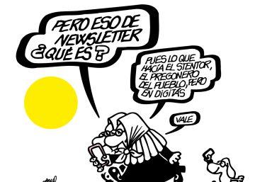 EL PAÍS actualiza y amplía su oferta de 'newsletters' para los lectores