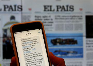 EL PAÍS y Twitter informan al instante de la campaña electoral desde hoy