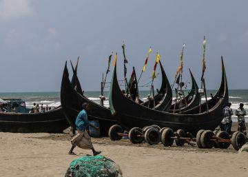 Rohinyás en Bangladesh