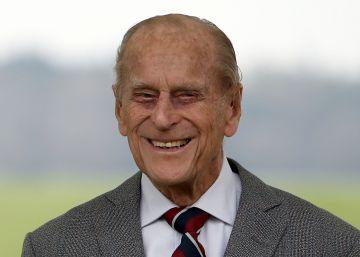 Felipe de Edimburgo, de 95 años, cancela parte de su agenda