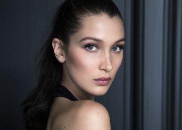 Bella Hadid cautiva a Dior