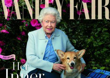 La reina Isabel, portada de 'Vanity Fair'