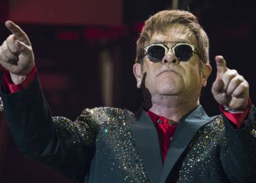 El plantón de Putin a Elton John