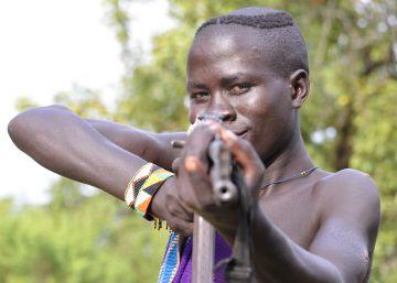 Las armas de África, en el punto de mira de la Unión Europea