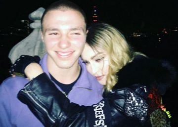 Madonna y su hijo Rocco, por fin juntos en Nueva York