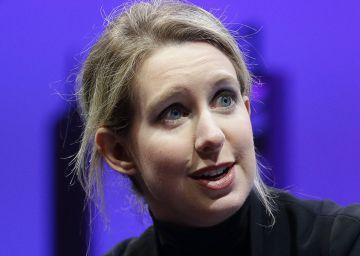 La milmillonaria Elizabeth Holmes se cae de la lista 'Forbes'