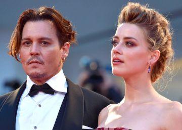 Amber Heard filtra unos SMS como prueba de los presuntos malos tratos de Johnny Depp