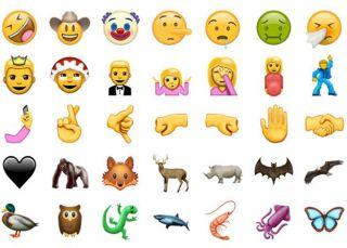Estos son los 72 nuevos 'emojis' que tendrás este mes
