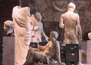 El Louvre pone a salvo sus obras