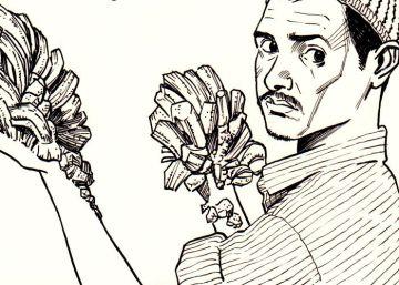 La historia del 'hombre árbol', en viñetas