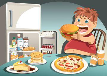Llamar gordo a tu hijo lo estresa