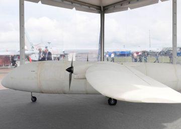 Airbus presenta el primer avión impreso en 3D del mundo