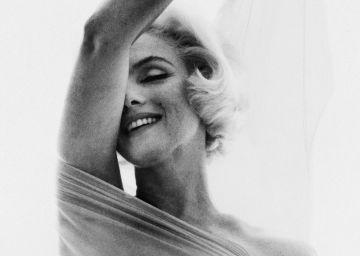 Subastan las fotografías de la última sesión de Marilyn Monroe