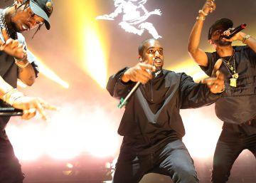 Kanye West colapsa el East Village de Nueva York con un solo tuit