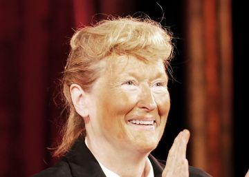 Meryl Streep parodia a Donald Trump