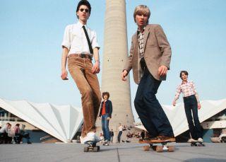Lo subversivo de ser 'skater' y otras locuras del Berlín de los 80