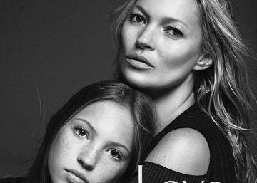 La hija de Kate Moss, portada de 'Vogue' a los 13 años