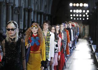 Así es la nueva colección cápsula de Gucci para Dover Street Market